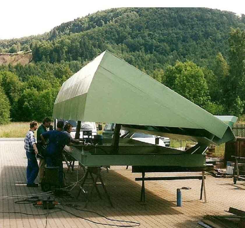 Hirsch Metallbau Industrie 009 - Industrie-09