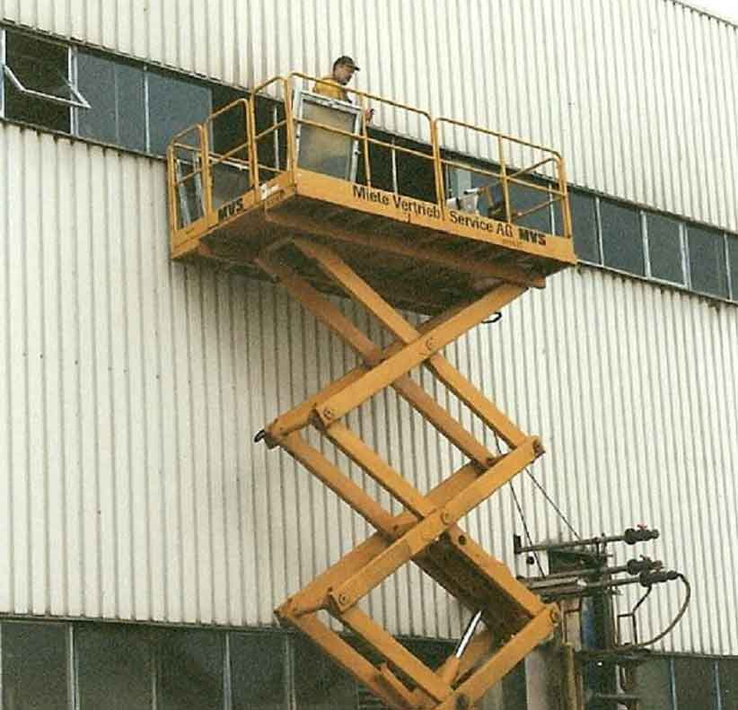 Hirsch Metallbau Industrie 010 - Industrie-10