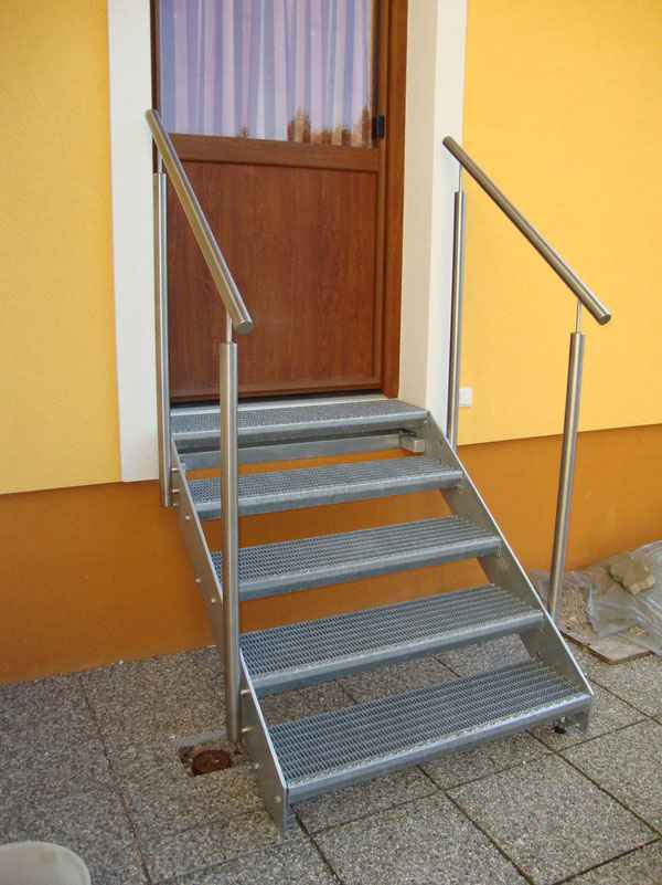 Hirsch Metallbau Treppen 002 - ALLGEMEINE TREPPEN