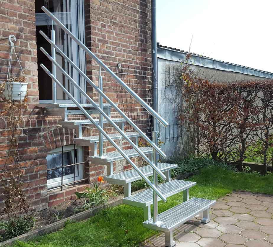 Hirsch Metallbau Treppen 008 - ALLGEMEINE TREPPEN