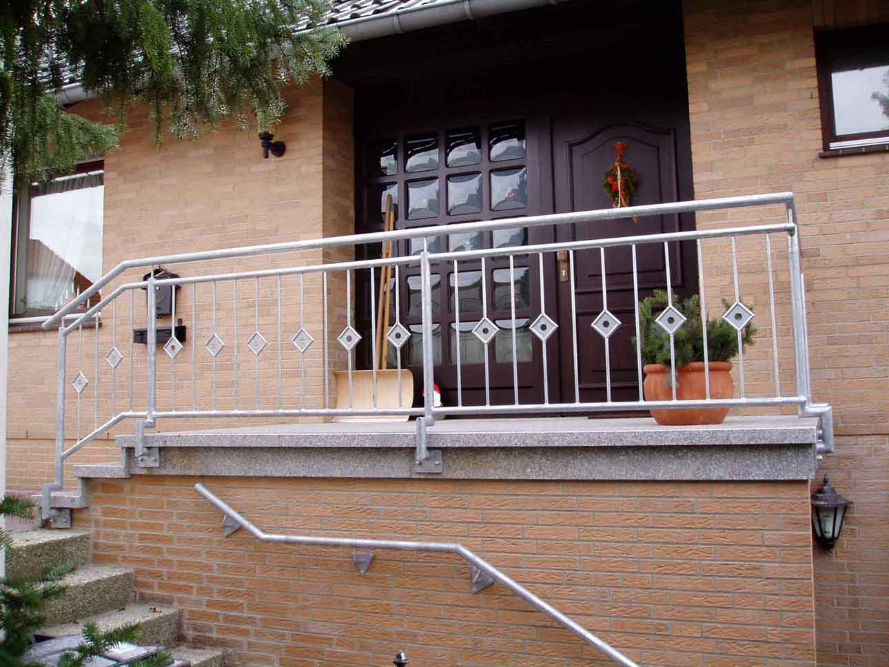 Hirsch Metallbau Treppengeländer 002 - Treppengeländer-02