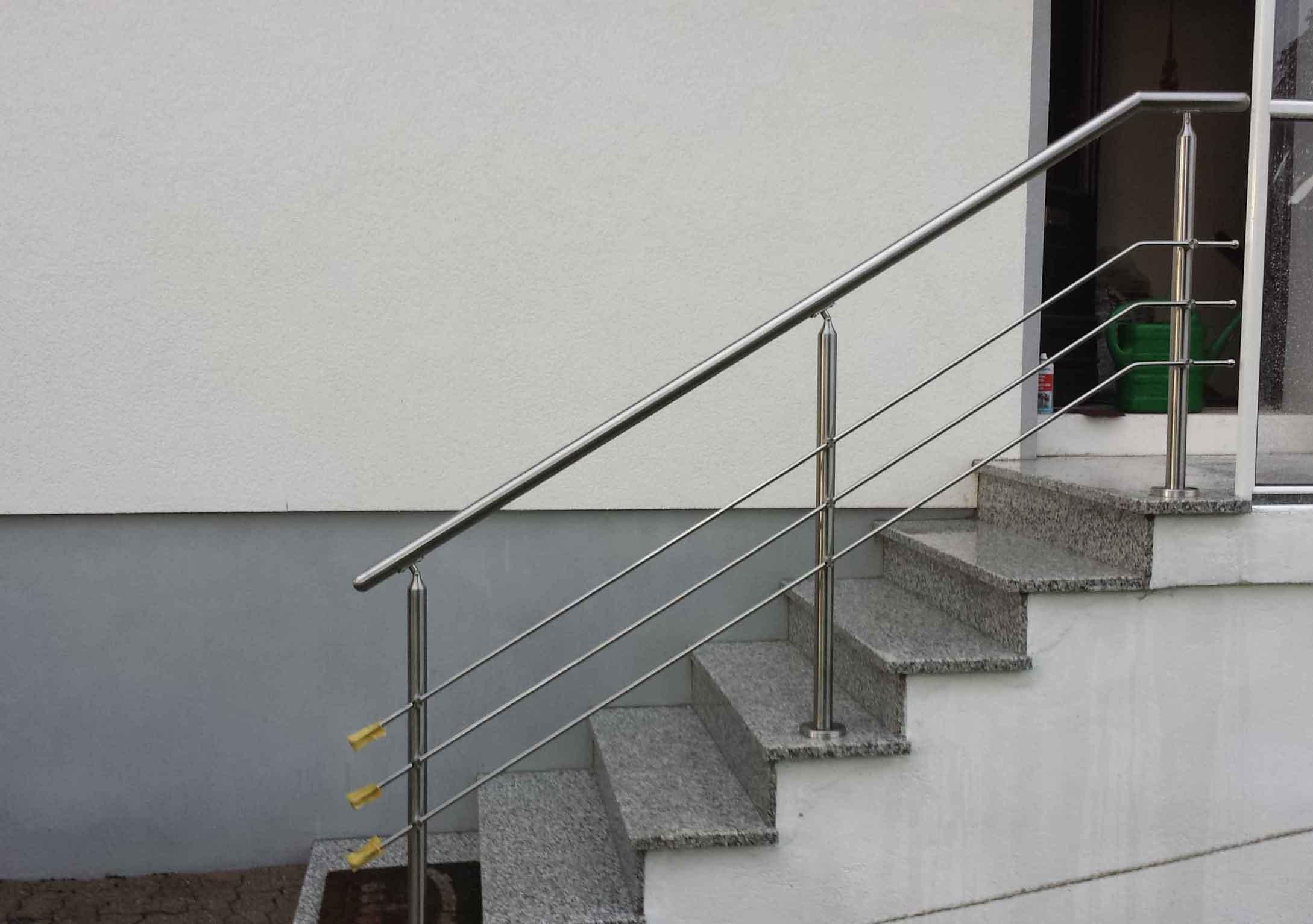 Hirsch Metallbau Treppengeländer 004 - Treppengeländer-04