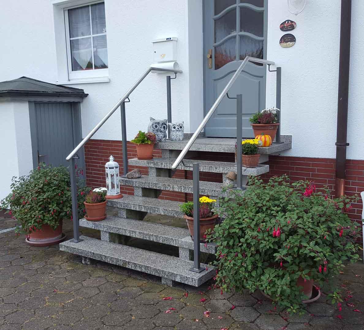 Hirsch Metallbau Treppengeländer 015 - Treppengeländer-15