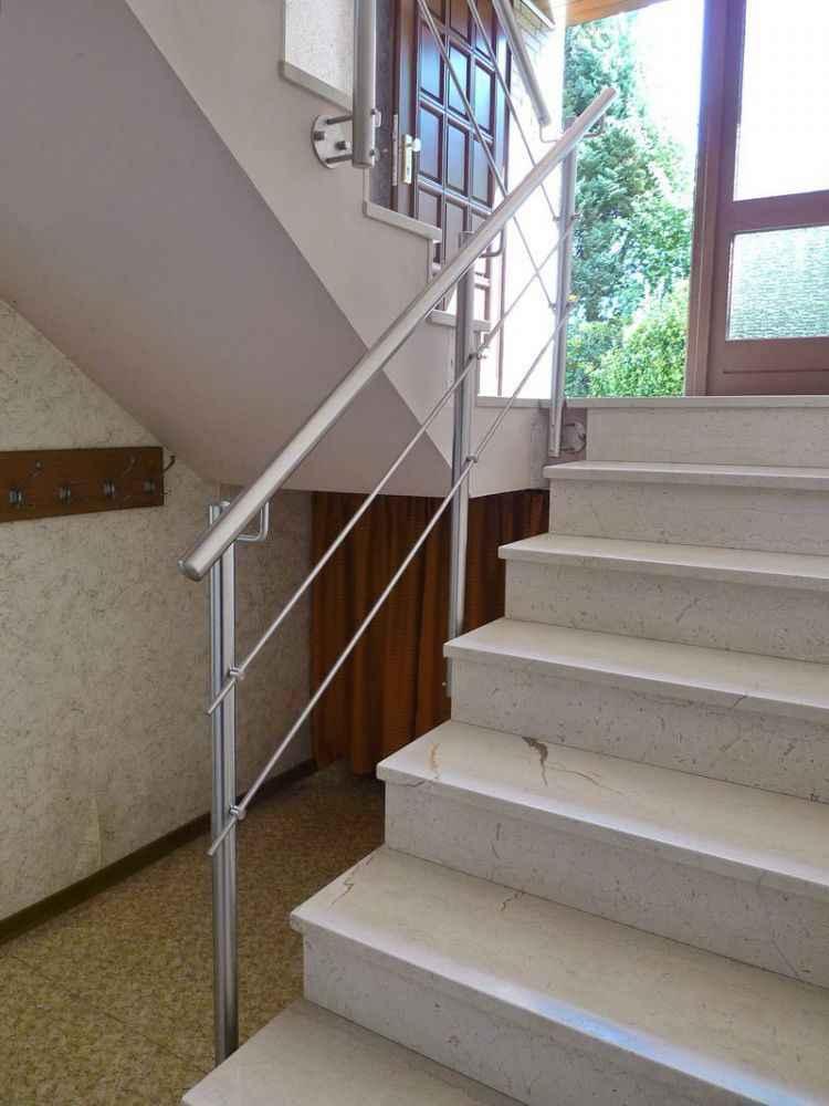Hirsch Metallbau Treppengeländer 016 - Treppengeländer-16