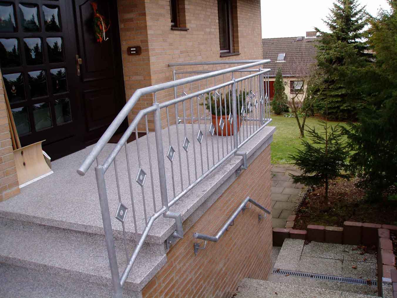 Hirsch Metallbau Treppengeländer 017 - Treppengeländer-17