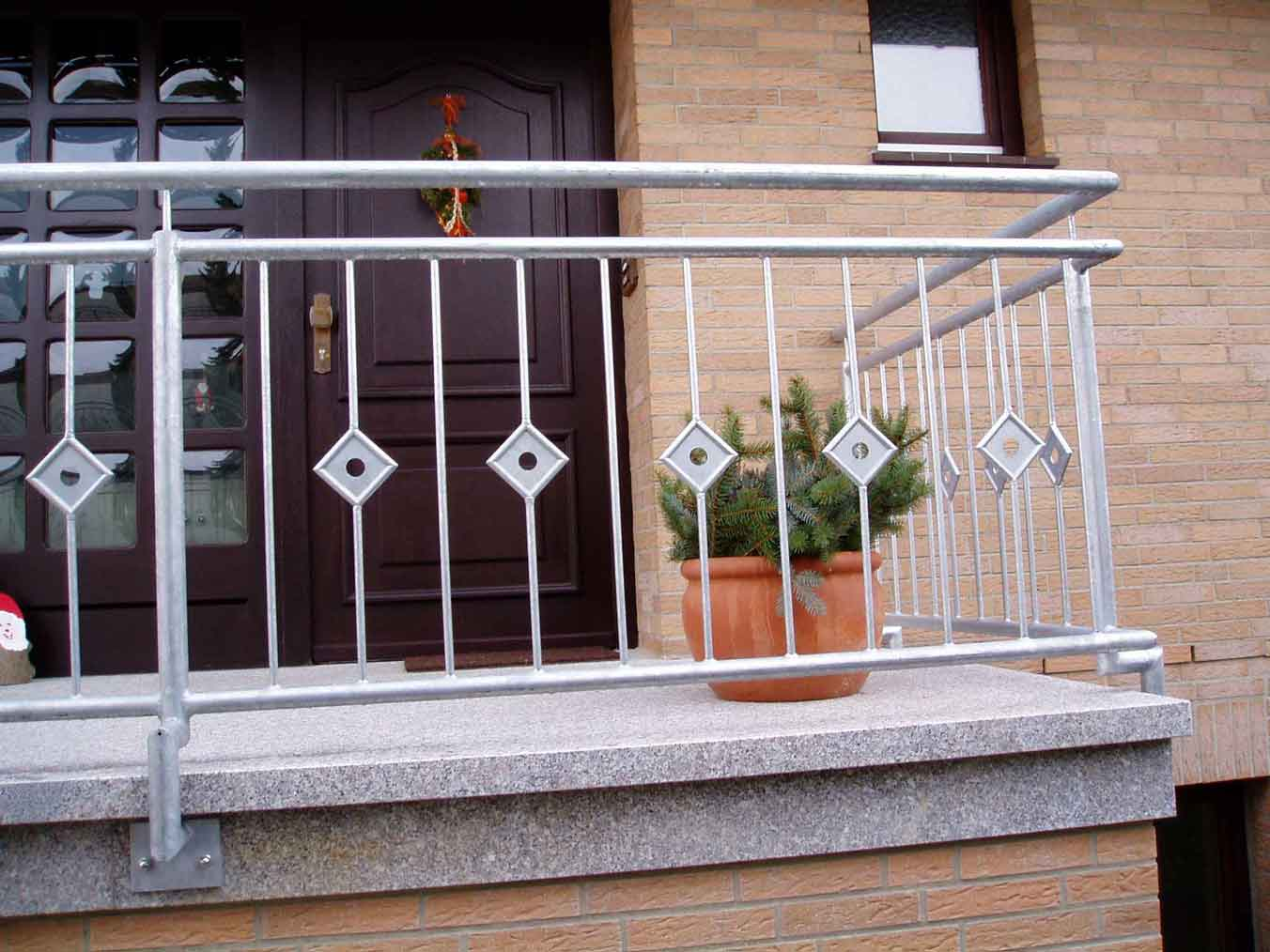 Hirsch Metallbau Treppengeländer 018 - Treppengeländer-18