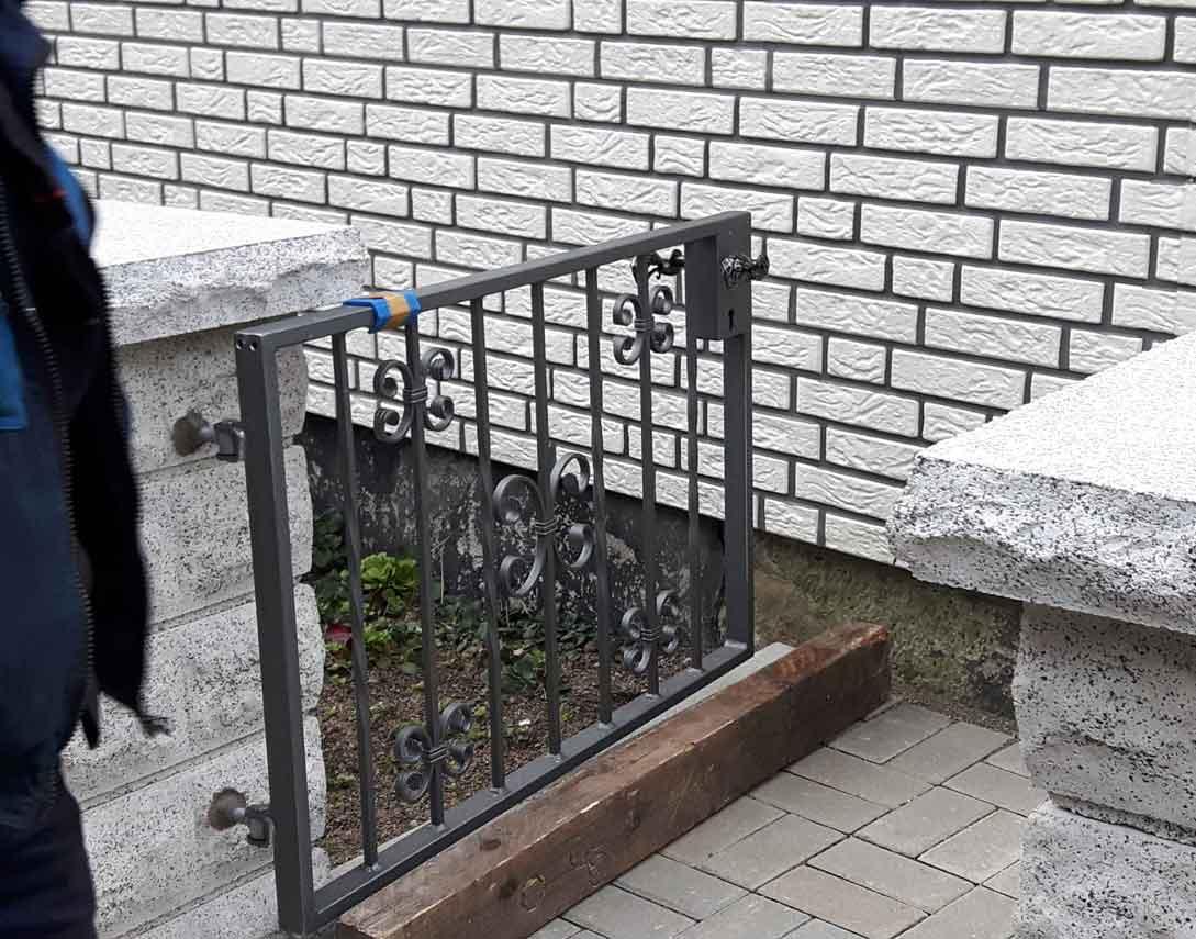 Hirsch Metallbau Zäune Tore 020 - Zäune-Tore-20