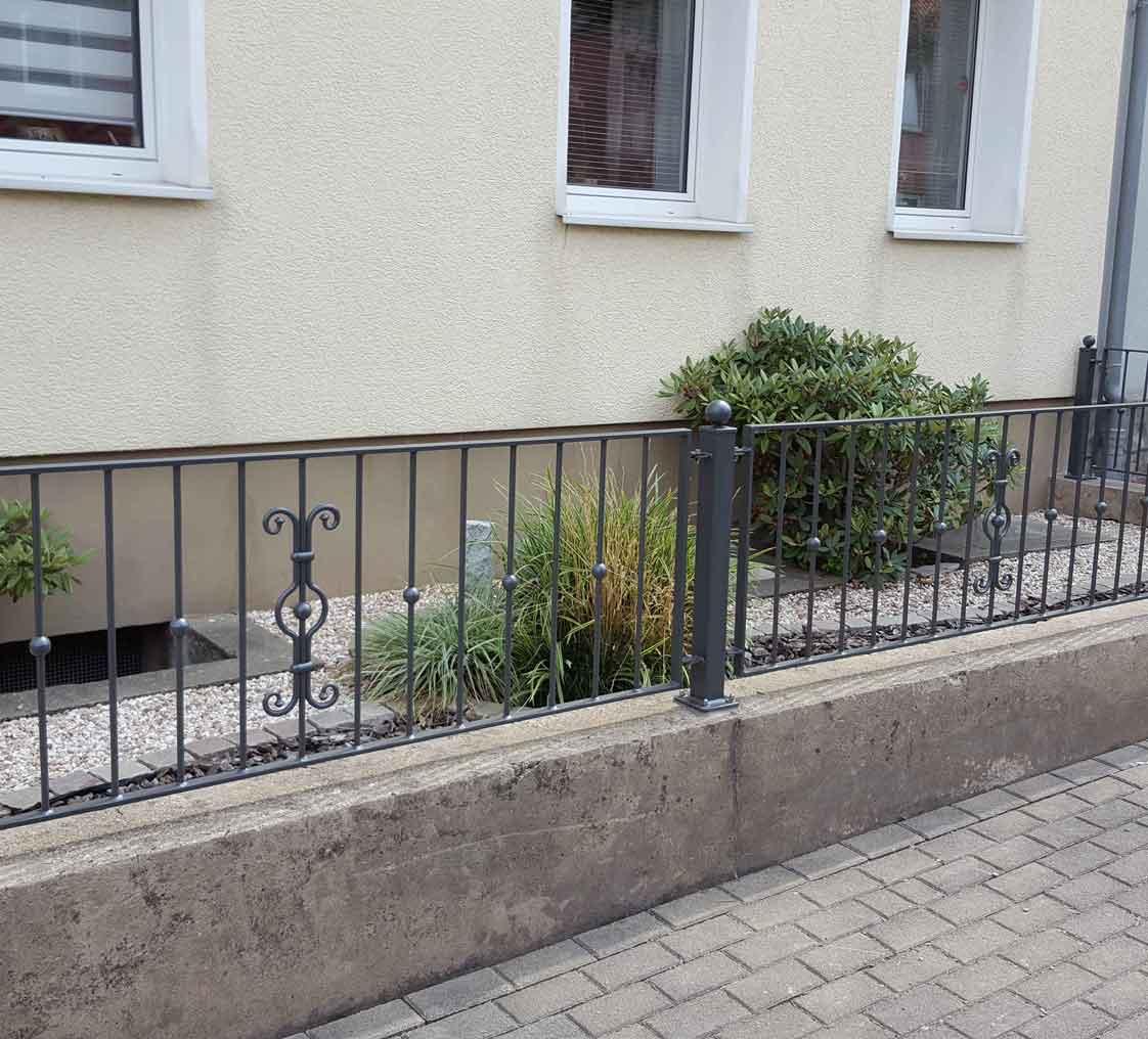 Hirsch Metallbau Zäune Tore 027 - Referenzen alle