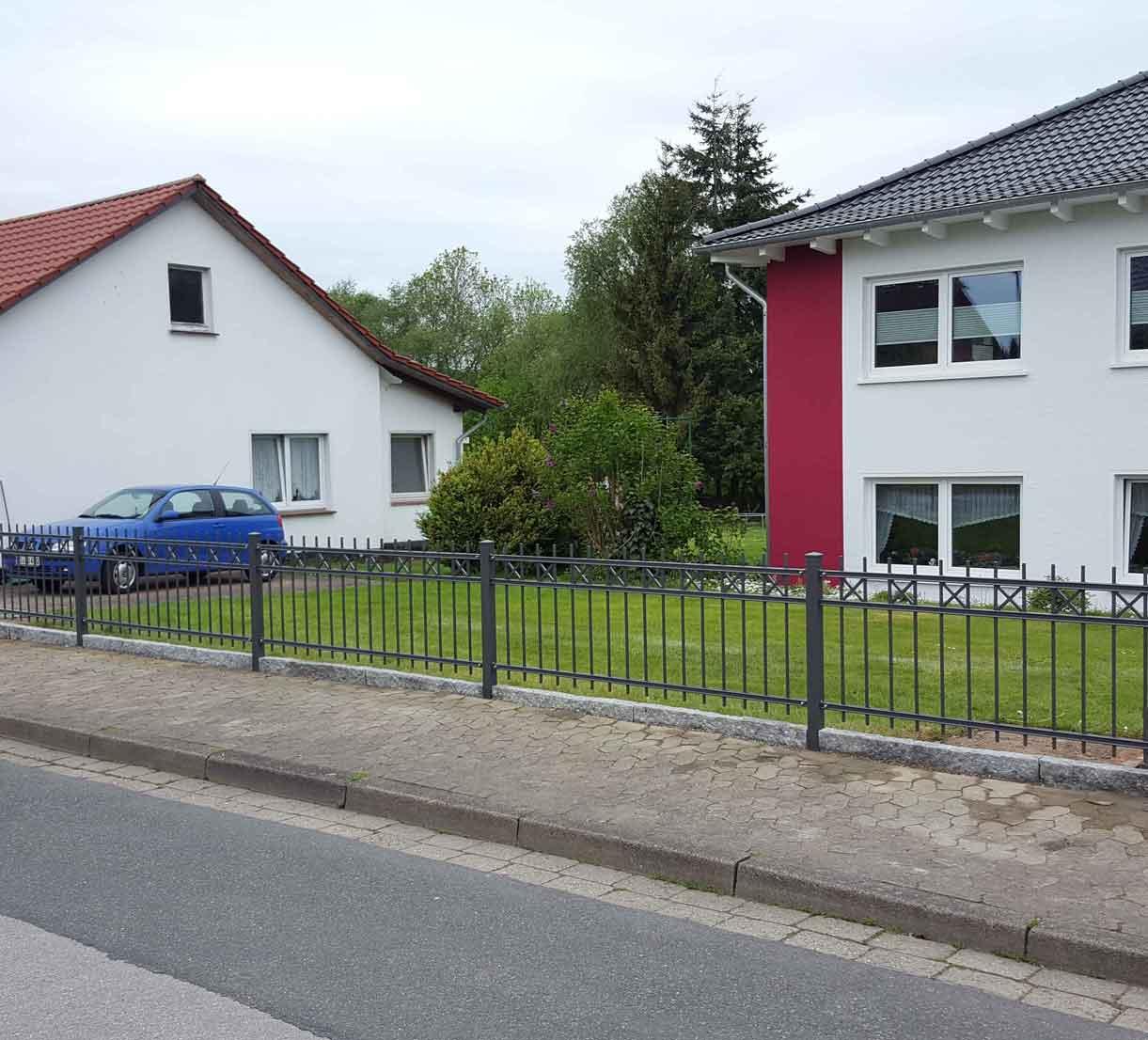 Hirsch Metallbau Zäune Tore 038 - Zäune-Tore-38