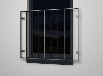 Hirsch Metallbau Absturzgeländer 007 - Absturzgeländer-07