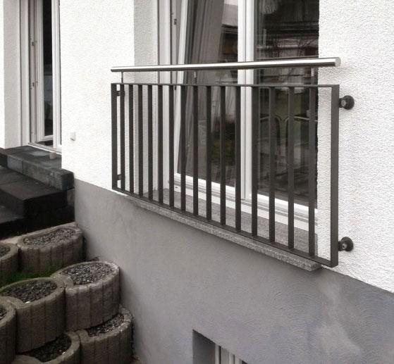 Hirsch Metallbau Absturzgeländer 008 - Absturzgeländer-08