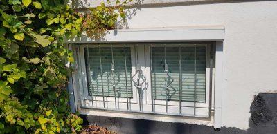 Hirsch Metallbau Fenstergitter 005 400x194 - FENSTERGITTER
