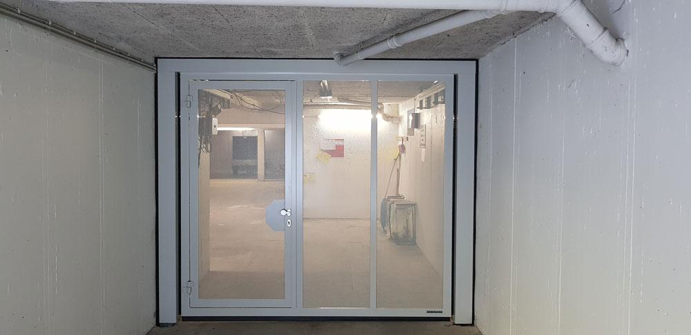 Hirsch Metallbau Garagentore 004 - Garagentor-04