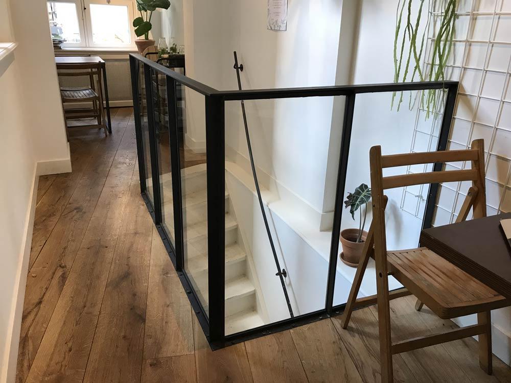 Hirsch Metallbau Treppengeländer 019 - Treppengeländer-19