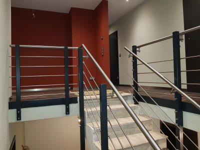 Hirsch Metallbau Treppengeländer 028 400x300 - Treppengeländer