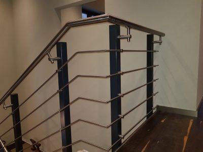 Hirsch Metallbau Treppengeländer 030 400x300 - Treppengeländer