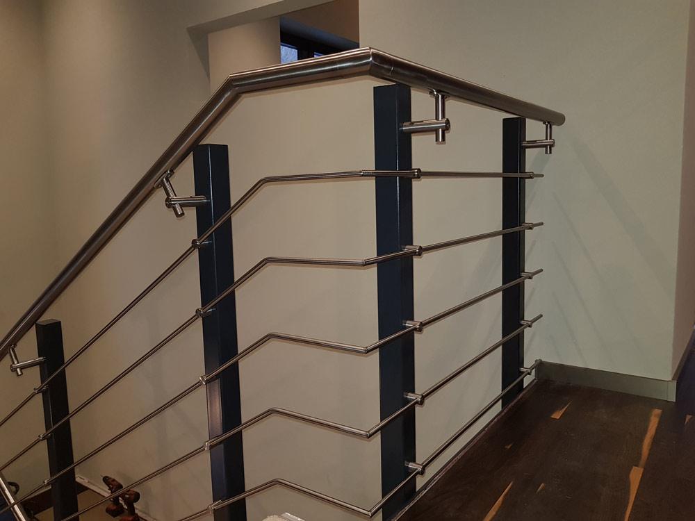 Hirsch Metallbau Treppengeländer 030 - Treppengeländer-30