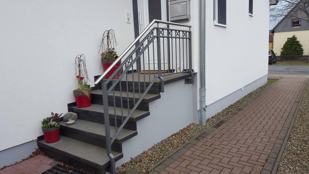Hirsch Metallbau Treppengeländer 031 - Treppengeländer-31