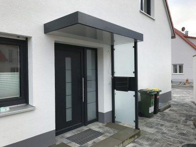 Hirsch Metallbau Vordach 006 400x300 - Referenzen alle