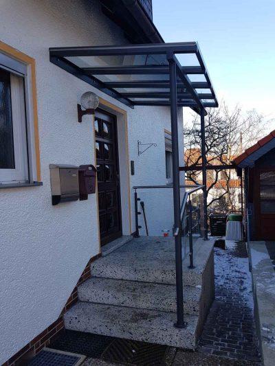 Hirsch Metallbau Vordach 011 400x533 - Referenzen alle