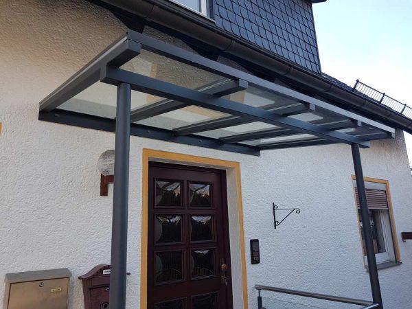 Hirsch Metallbau Vordach 012 - Vordach-12