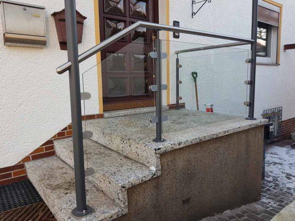 Hirsch Metallbau Vordach 013 - Vordach-13