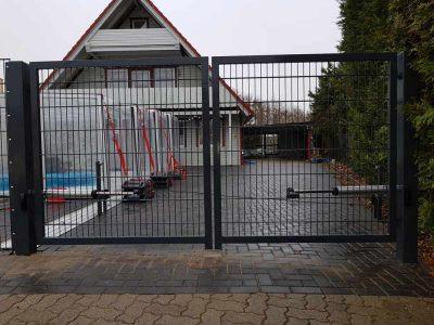 Hirsch Metallbau Zäune Tore 061 400x300 - Referenzen alle