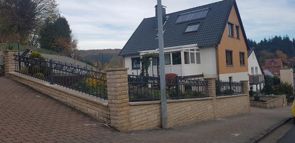 Hirsch Metallbau Zäune Tore 067 - Zäune-Tore-67