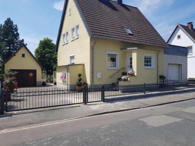 Hirsch Metallbau Zäune Tore 077 400x300 - ZÄUNE & TORE