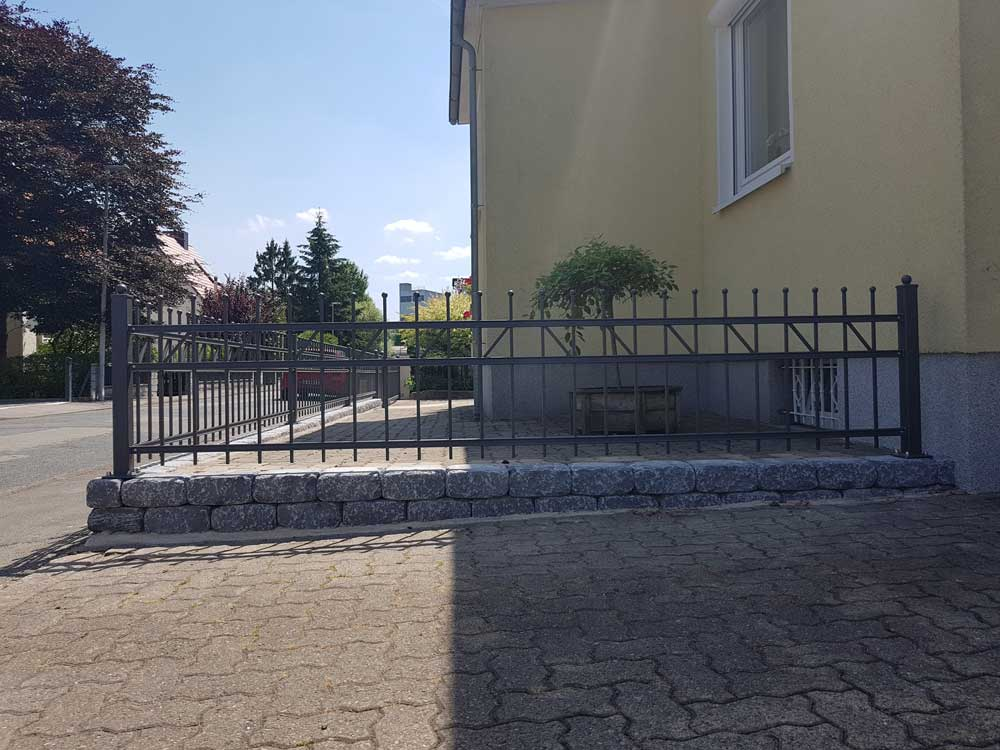 Hirsch Metallbau Zäune Tore 080 - Zäune-Tore-80
