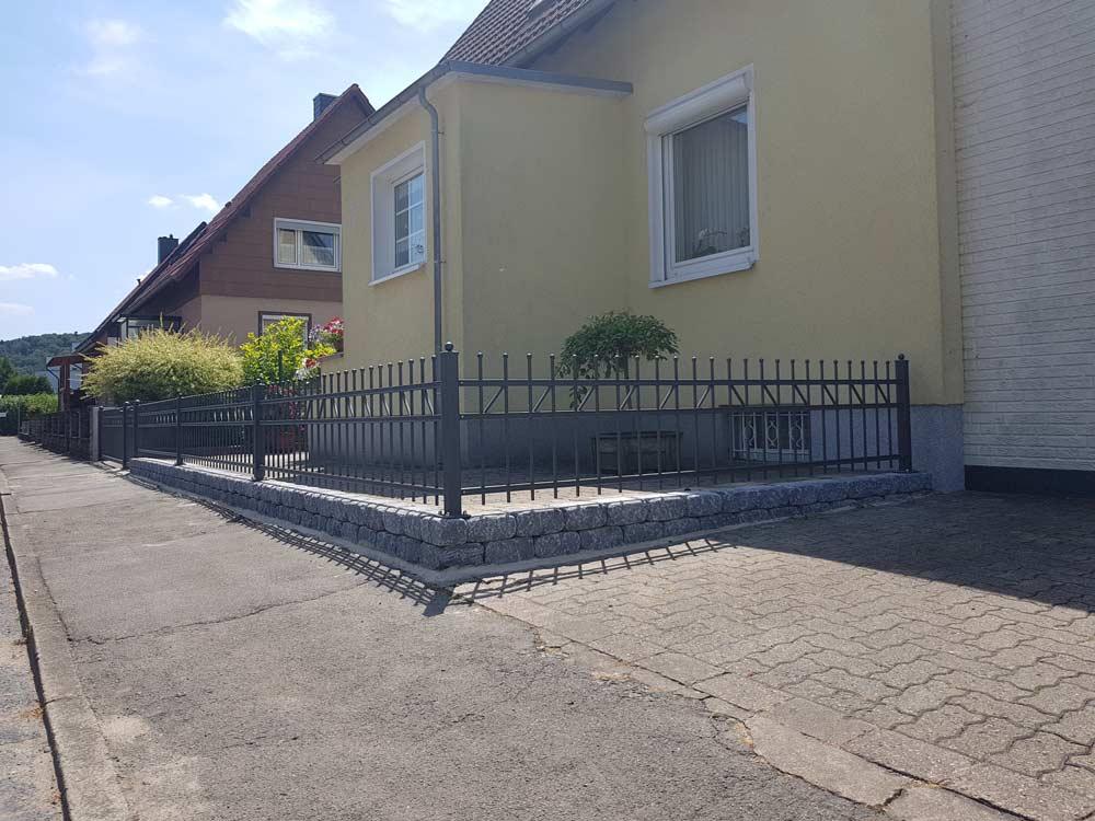 Hirsch Metallbau Zäune Tore 081 - Zäune-Tore-81