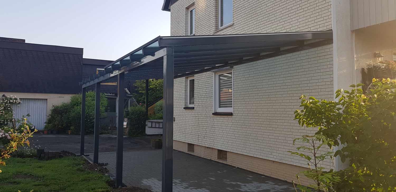 Terrassendach Hirsch Metallbau