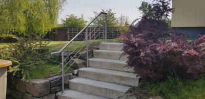 Hirsch Metallbau Treppengeländer 035 400x194 - Treppengeländer