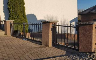 Hirsch Metallbau Zäune Tore 091 320x202 - Treppen-13