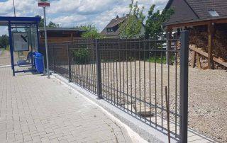 Hirsch Metallbau Zäune Tore 092 320x202 - Terrassendach-03