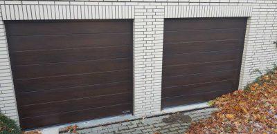 Hirsch Metallbau Garagentore 012 400x194 - GARAGENTORE