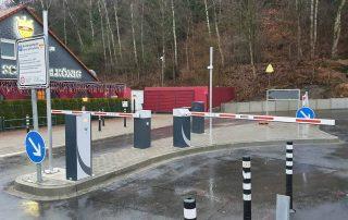 Hirsch Metallbau Schrankenanlage 001 320x202 - Zäune-Tore-91