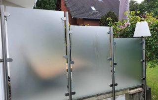 Hirsch Metallbau Sichtschutzwand 001 320x202 - Zäune-Tore-33