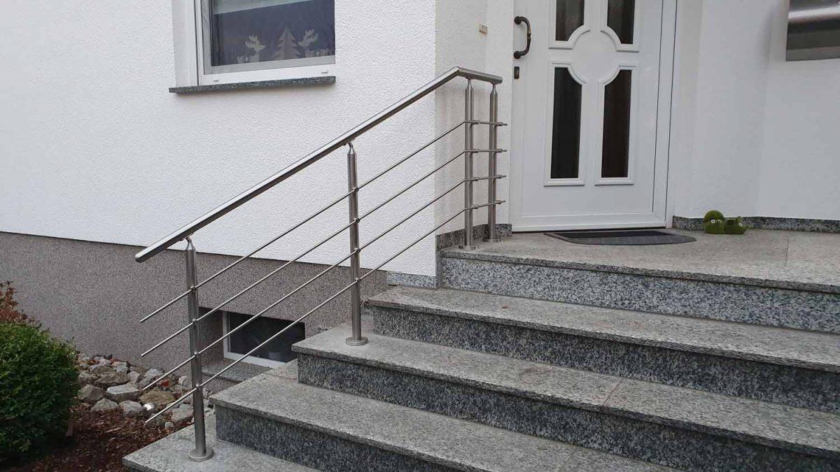 Hirsch Metallbau Treppengeländer 043 1200x675 - Geländer