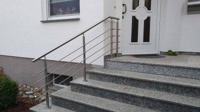 Hirsch Metallbau Treppengeländer 043 400x225 - Treppengeländer