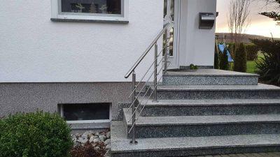 Hirsch Metallbau Treppengeländer 044 400x225 - Treppengeländer
