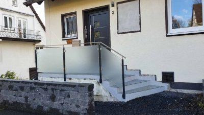 Hirsch Metallbau Treppengeländer 047 400x225 - Treppengeländer