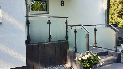 Hirsch Metallbau Treppengeländer 049 400x225 - Treppengeländer