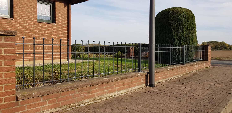 Zäune-Tore