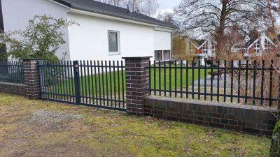 Hirsch Metallbau Zäune Tore 107 400x225 - Referenzen alle